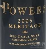 Powers Meritage,Columbia Valley,USA