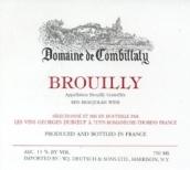 杜宝夫康比拉提庄布鲁依干红葡萄酒(Georges Duboeuf Domaine de Combillaty Brouilly,Beaujolais,...)