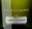 卡玛酒庄琼瑶浆干白起泡酒(Carpene Malvolti Gewurztraminer,Veneto,Italy)