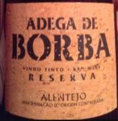 波尔巴酒庄珍藏干红葡萄酒(Adega Cooperativa de Borba Reserva, Alentejo, Portugal)
