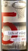 红百合酒庄莱利的生活丹魄干红葡萄酒(Red Lily Vineyards Life of Riley Tempranillo,Applegate ...)