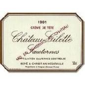 Chateau Gilette,Sauternes,France