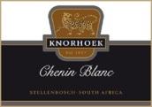 可诺白诗南干白葡萄酒(Knorhoek Chenin Blanc, Stellenbosch, South Africa)