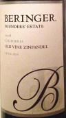 贝灵哲创始园老藤仙粉黛干红葡萄酒(Beringer Founders' Estate Old Vine Zinfandel,California,USA)