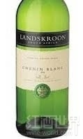 大地皇冠白诗南干白葡萄酒(Landskroon Dry Chenin Blanc,Paarl,South Africa)