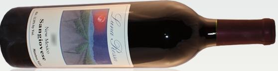 露娜罗萨桑娇维塞红葡萄酒(Luna Rossa Sangiovese,Mimbres Valley,USA)
