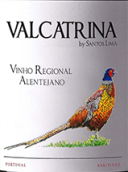 卡萨桑托斯利马干红葡萄酒(Casa Santos Lima Valcatrina, Vinho Regional Alentejano, Portugal)