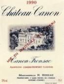 嘉龙酒庄干红葡萄酒(Chateau Canon, Canon-Fronsac, France)