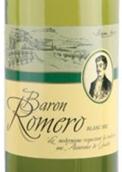 洛美罗男爵干白葡萄酒(Baron Romero Blanc Sec,Spain)