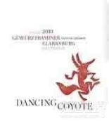 狼舞酒庄琼瑶浆干白葡萄酒(Dancing Coyote Gewurztraminer,Clarksburg,USA)