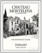 蒙特莱那庄园精选仙粉黛干红葡萄酒(Chateau Montelena The Montelena Estate Zinfandel, Napa Valley, USA)