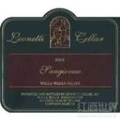 莱昂内提桑娇维塞干红葡萄酒(Leonetti Cellar Sangiovese, Walla Walla Valley, USA)