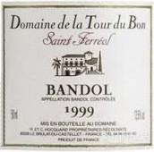 托尔本庄园邦多尔干红葡萄酒(Domaine de la Tour du Bon Bandol,Provence,France)