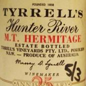 天瑞庄主馆藏干红葡萄酒(Tyrrell's Wines Hunter River M.T.Hermitage,Hunter Valley,...)