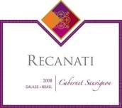 Recanati Winery Cabernet Sauvignon,Galilee,Israel
