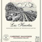 巴斯克花园赤霞珠干红葡萄酒(Los Vascos Las Huertas Cabernet Sauvignon,Colchagua Valley,...)