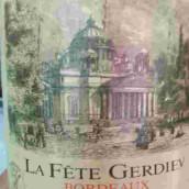 拉菲特歌佚红葡萄酒(La Fete Gerdiev,Bordeaux,France)