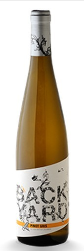 后院灰皮诺干白葡萄酒(Backyard Pinot Gris,British Columbia,Canada)