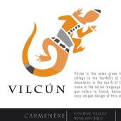 维尔昆佳美娜干红葡萄酒(Vilcun Carmenere,Central Valley,Chile)