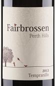 费柏罗森酒庄丹魄干红葡萄酒(Fairbrossen Estate Tempranillo,Perth Hills,Australia)