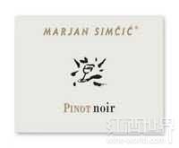 马尔让斯姆奇赛乐科西嘉黑皮诺干红葡萄酒(Marjan Simcic Selekcija Pinot Noir,Goriska Brda,Slovenia)