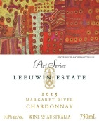 露纹艺术霞多丽干白葡萄酒(Leeuwin Estate Art Series Chardonnay, Margaret River, Australia)