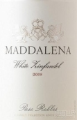 圣安东尼奥玛德莱娜仙粉黛桃红葡萄酒(San Antonio Winery Maddalena White Zinfandel,Paso Robles,USA)