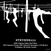 Stevens 424 Red Wine,Yakima Valley,USA