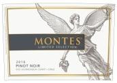 蒙特斯限量精选黑皮诺干红葡萄酒(Montes Limited Selection Pinot Noir,Casablanca Valley,Chile)