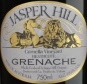 爵士山酒庄科内拉园歌海娜干红葡萄酒(Jasper Hill Cornella Vineyard Grenache, Heathcote, Australia)