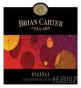 布莱恩卡特拜占庭干红葡萄酒(Brian Carter Cellars Byzance,Columbia Valley,USA)