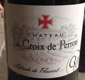 科佩龙酒庄红葡萄酒(Chateau La Croix de Perron, Libournais, France)