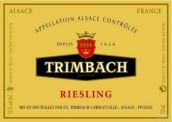 婷芭克世家雷司令干白葡萄酒(F.E. Trimbach Riesling, Alsace, France)