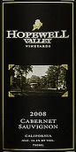 霍普韦尔谷酒庄赤霞珠干红葡萄酒(Hopewell Valley Vineyards Cabernet Sauvignon,New Jersey,USA)