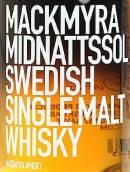 麦克米拉午夜阳光瑞典单一麦芽威士忌(Mackmyra Midnattssol Swedish Single Malt Whisky,Sweden)