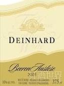 丹赫雷司令枯萄精选甜白葡萄酒(Deinhard Riesling Beerenauslese,Rheinhessen,Germany)