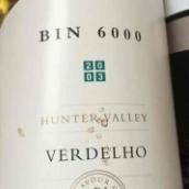 麦格根Bin 6000华帝露干白葡萄酒(McGuigan Bin 6000 Verdelho,Hunter Valley,Australia)