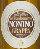 诺妮霞多丽渣酿白兰地(Nonino Grappa Lo Chardonnay, Italy)