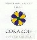 科里森陈酿琼瑶浆干白葡萄酒(Corison Corazon Gewurztraminer, Anderson Valley, USA)