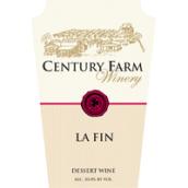 世纪农场本末红葡萄酒(Century Farm Winery La Fin, Tennessee, USA)