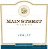 Trinchero Family Estates Main Street Winery Merlot,...
