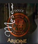 阿里荣酒庄莫斯卡托甜白葡萄酒(Arione Moscato,Langhe,Italy)