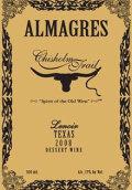 牛车道阿尔玛格丽丝勒努瓦甜红葡萄酒(Chisholm Trail Almagres Lenoir,Texas,USA)