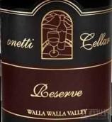 莱昂内提珍藏干红葡萄酒(Leonetti Cellar Reserve, Walla Walla Valley, USA)