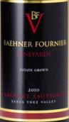 费尔涅自有园赤霞珠干红葡萄酒(Baehner Fournier Estate Grown Carbernet Sauvignon,Santa Ynez...)