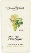 圣密夕马天堂园长相思干白葡萄酒(Chateau Ste. Michelle Horse Heaven Vineyard Sauvignon Blanc, Horse Heaven Hills, USA)
