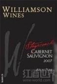 威廉森马车赤霞珠干红葡萄酒(Williamson Stagecoach Cabernet Sauvignon,Atlas Peak,USA)