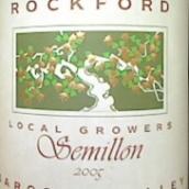洛克福本地种植赛美蓉干红葡萄酒(Rockford Local Growers Semillon,Barossa Valley,Australia)