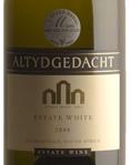 阿泰吉达白葡萄酒(Altydgedacht Estate White,Durbanville,South Africa)