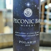 佩科尼克湾北极星霞多丽甜白葡萄酒(Peconic Bay Winery Polaris Chardonnay,North Fork of Long ...)